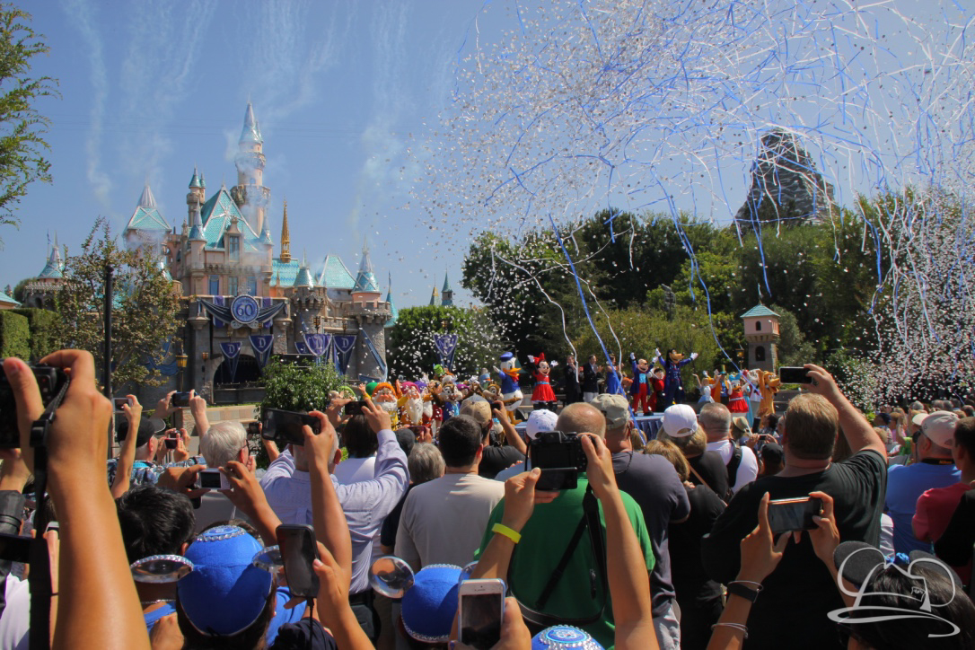 2015 Disney Stories Countdown #3 - Disneyland's 60th