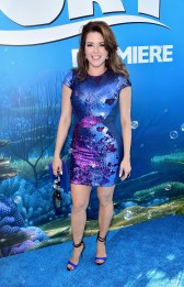 HOLLYWOOD, CA - JUNE 08: Actress Alicia Machado attends The World Premiere of Disney-Pixar's FINDING DORY on Wednesday, June 8, 2016 in Hollywood, California. (Photo by Alberto E. Rodriguez/Getty Images for Disney) *** Local Caption *** Alicia Machado