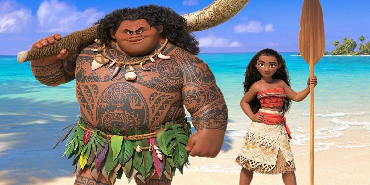 "Dwayne Johnson sings ""You're Welcome"" From Disney's Moana"