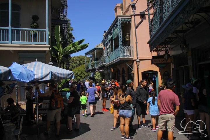 Disneyland Resort July 10, 2016-12
