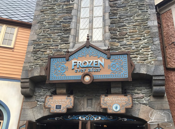 For the First Time in Forever... Frozen arrives to Epcot's Norway Pavilion