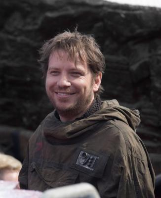 Gareth Edwards Dressed for Cameo in Star Wars Episode VIII