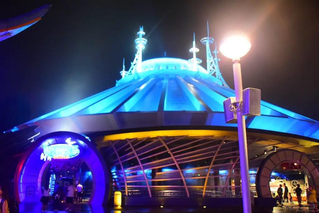 Tomorrowland Takeover - Hong Kong Disneyland In Detail