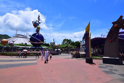 HKDisneyland_Tomorrowland 33