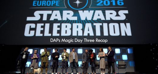 Star Wars Celebration Day Three Recap