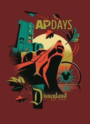 Disneyland AP Days Disney California Adventure 2016