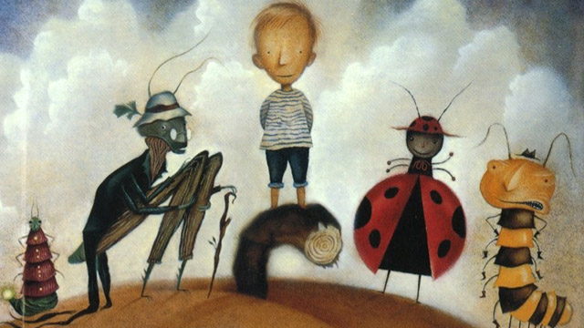 Disney in Early Talks for a 'James and the Giant Peach' Live Action Film