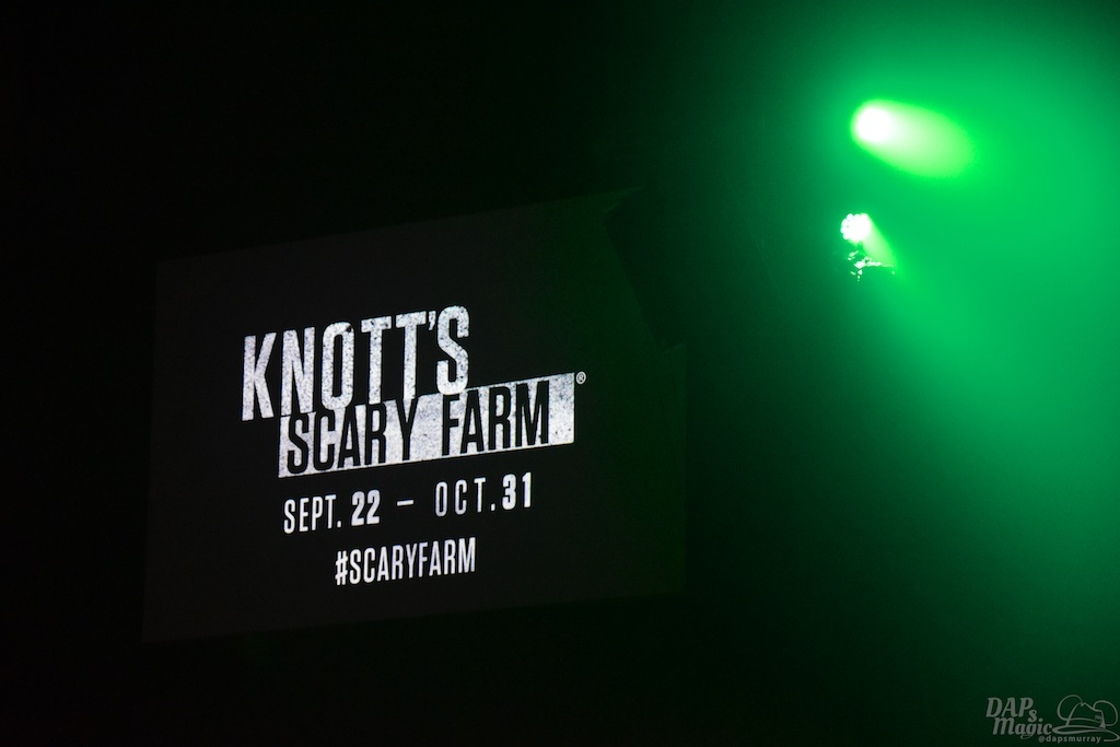 Knott's Scary Farm 2016 Announces New Mazes and Different Skeleton Key Rooms