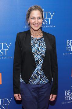 "NEW YORK, NY - SEPTEMBER 18: Edie Falco attends the special screening of Disney's ""Beauty and the Beast"" to celebrate the 25th Anniversary Edition release on Blu-Ray and DVD on September 18, 2016 in New York City. (Photo by Neilson Barnard/Getty Images for Walt Disney Studios Home Entertainment) *** Local Caption *** Edie Falco"