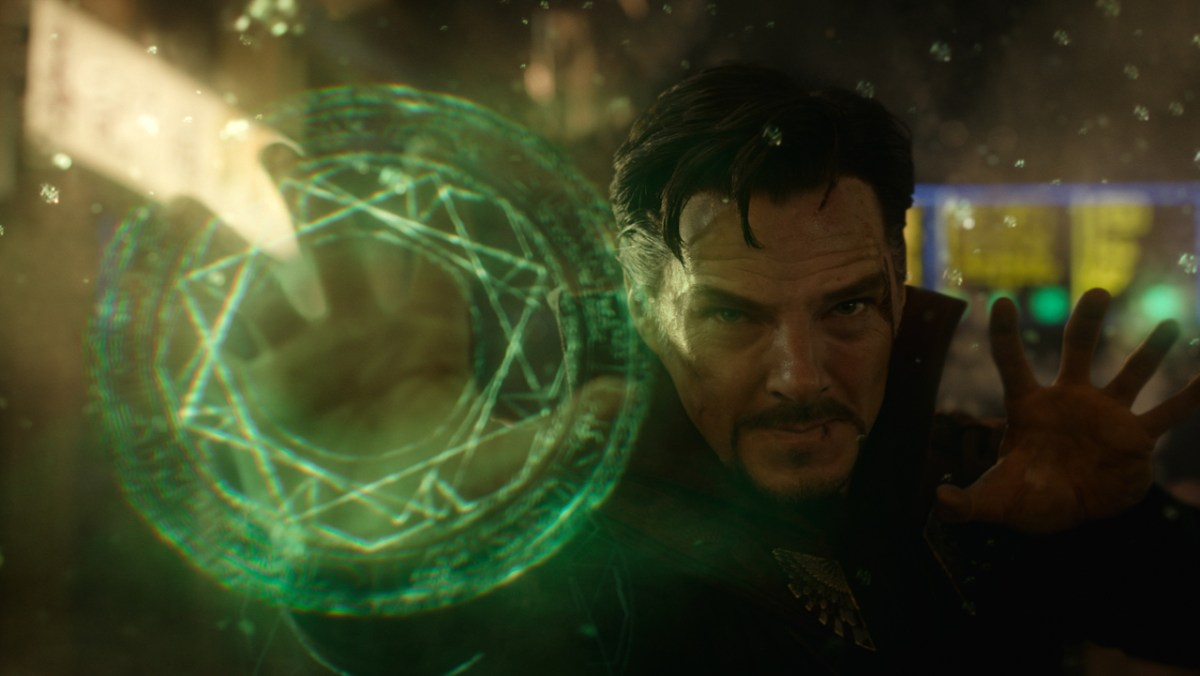 Doctor Strange Sneak Peek Coming to Disney Parks in October