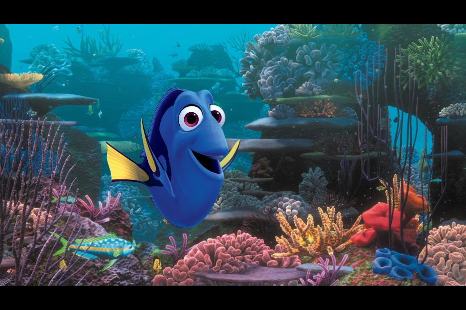 Disney & Pixar's New 'Finding Dory' Trailer Swims to the Surface