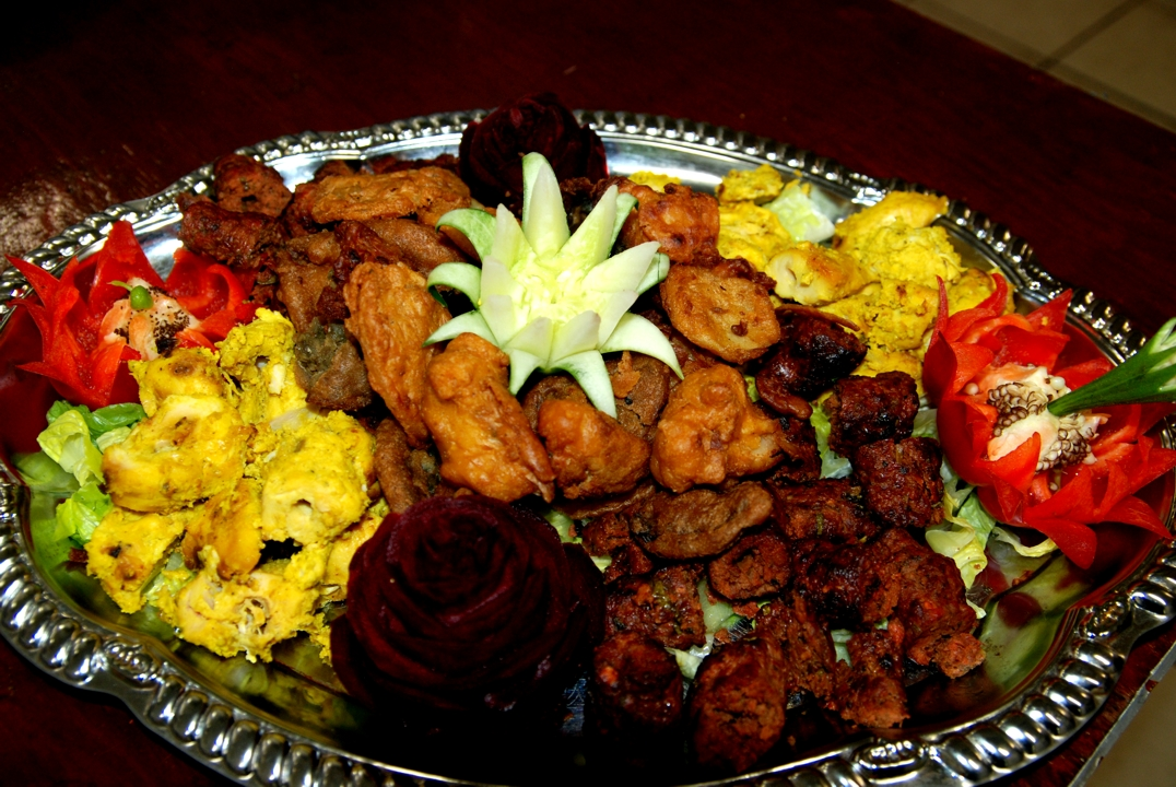 Catering Event Indian Food