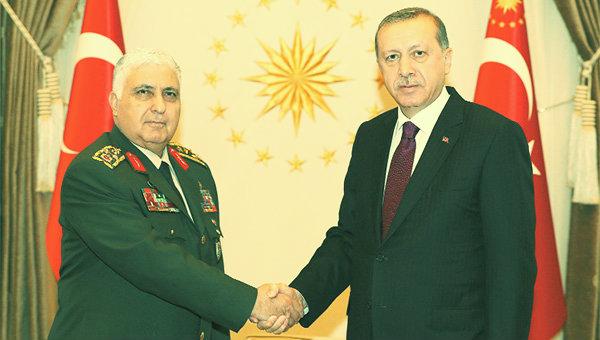 Sivil-asker ilişkileri açısından Necdet Özel dönemi - Erkut Ayvaz
