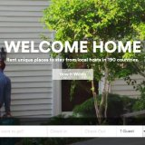 airbnb frontpage animation