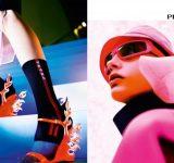 プラダがネオンカラーに輝く最新キャンペーン「Ultravision」を公開