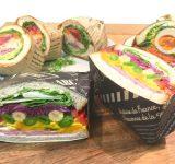 超フォトジェニック!美しすぎる「野菜たっぷり2種ハムのアートウィッチ」の作り方【レシピ】