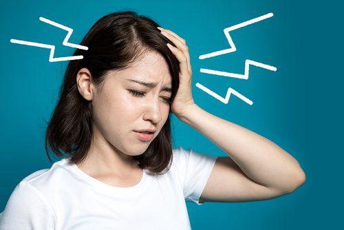 台風が近づくと頭が痛くなる…低気圧の体調不良はなぜ?