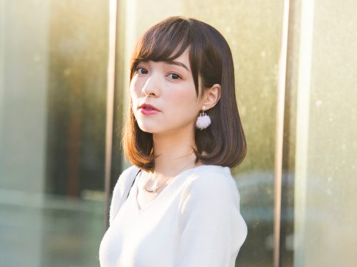 【ミスコンSNAP】ミスソフィア・ストーン奈緒美さんは、すべてがあま~いスイート系女子♡