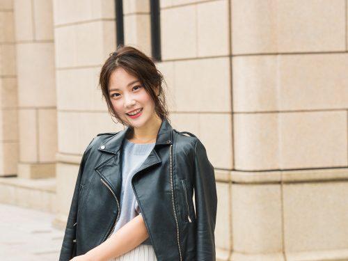 荷物は少量派! ミス慶應SFCグランプリ・野村彩也子さんのバッグの中身をのぞき見!