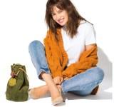 シンプルなのに女らしい♡ベージュ靴の秋コーデ7選