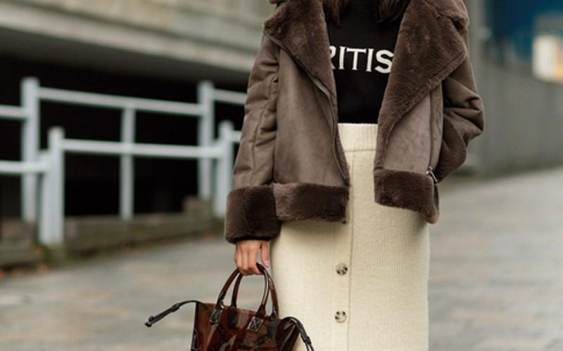 【今日のコーデ】2枚目コートに!GUの渋色コートで速攻ヴィンテージMIX♡