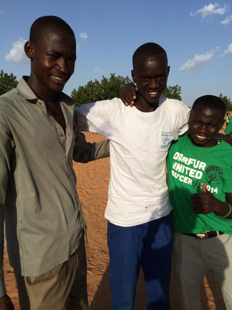 Murtada, Raham and Ali
