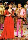 With Maria Jose Montiel as Carmen