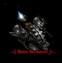 NPC Boss Streuner de darkorbit