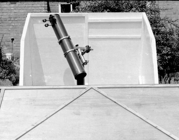 "1976 Fullerscopes 6"" Newtonian"
