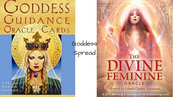 Goddess Spread