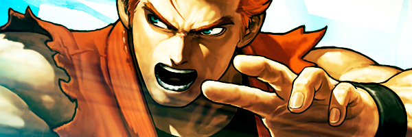 king-of-fighters-art