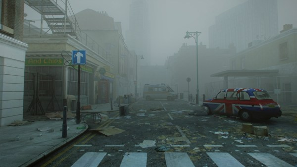 ZombiU screen 1