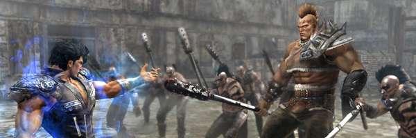 Fist of the North Star Kens Rage 2 header
