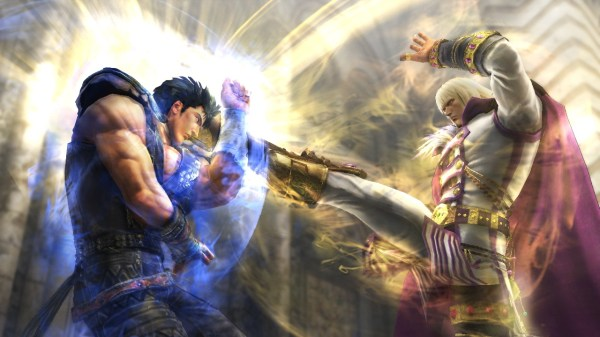 Fist of the North Star Kens Rage 2 screen 4