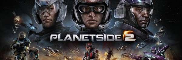 Planetside 2 - header
