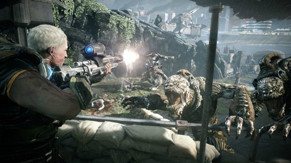 Gears of War: Judgement Review - screenshot