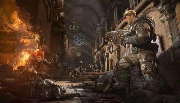 Gears of War: Judgement Review - screenshot