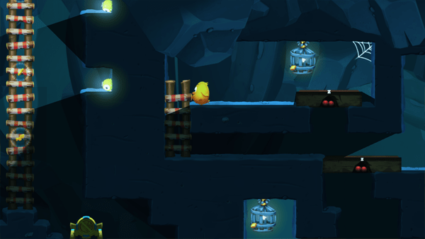 Toki Tori 2+ screen 4