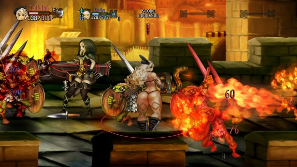 Dragon's Crown Screenshots (50)