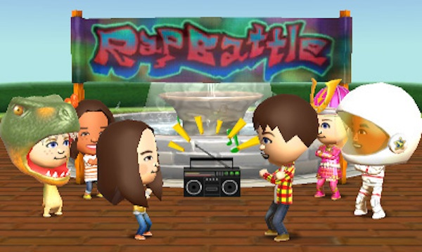 tomodachi life rap battle