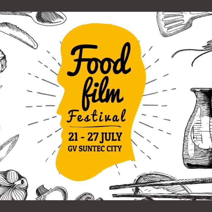 Golden Village Food Film Festival