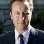 British Prime Minister, First Servant, David Cameron