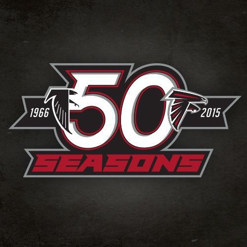 falcons 50th