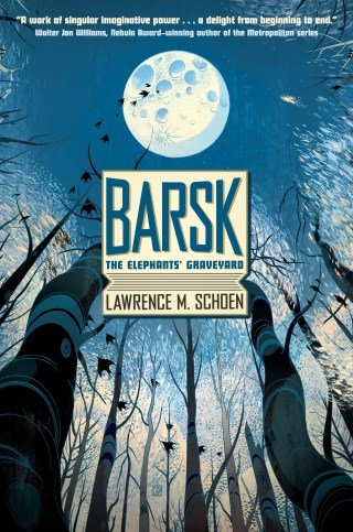 Interview with Lawrence M. Schoen, Author of Barsk: The Elephants' Graveyard