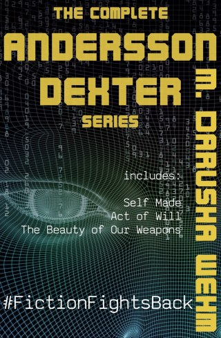 The Complete Andersson Dexter Series #FictionFightsBack
