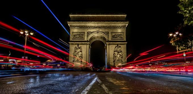 Circulation de l'Arc de Triomphe
