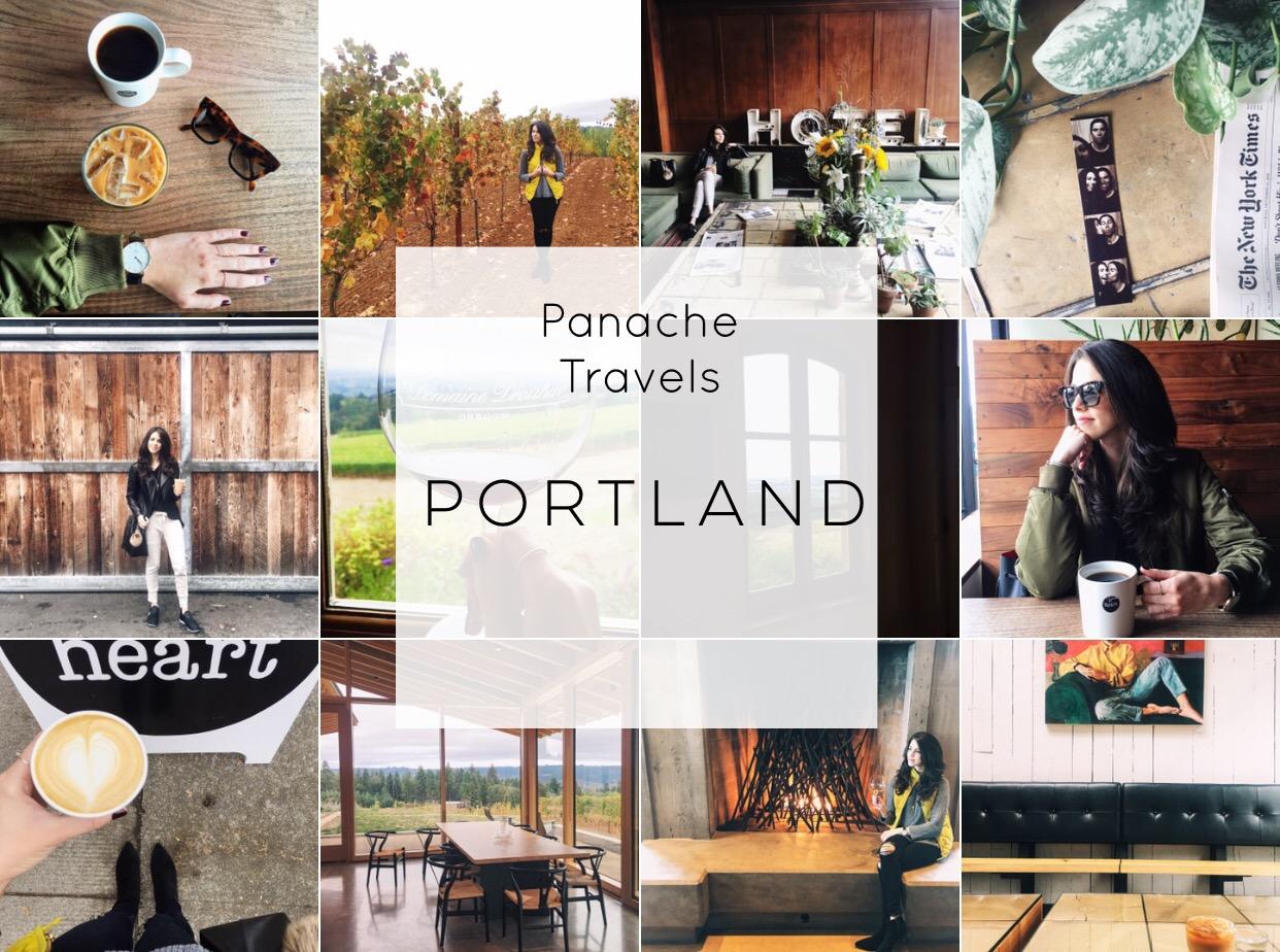Dash of Panache guide to Portland