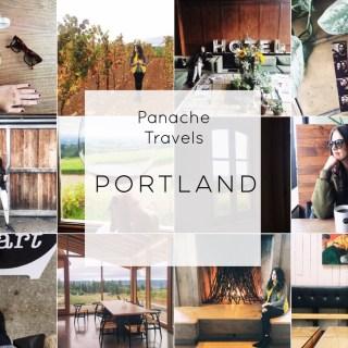 Portland Travel Diary