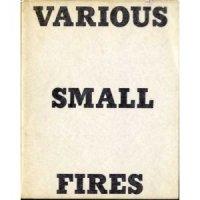 Künstlerbuch | Artists' book: Ed Ruscha. Various Small Fires (and Milk), 1964