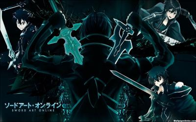 HD Kirito Sword Art Online Cool Wallpaper | Download Free - 139125